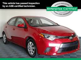 thompson lexus certified used 2016 toyota corolla for sale pricing u0026 features edmunds