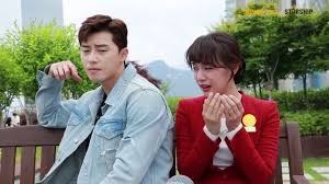 Fight For My Way Fight For My Way Bts With Ji Won Park Seo Joon 김지원
