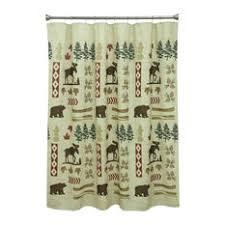 rustic shower curtains houzz