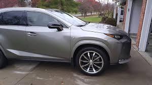 2015 lexus nx wheels lexus nx200t 20