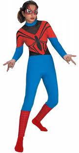 spider movie costume