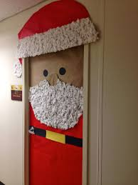 Christmas Door Decorating Contest Decorations Holidays Humor idolza