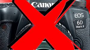 canon 6d black friday 2017 canon 6d mark ii four reasons not to buy the 6d2 youtube