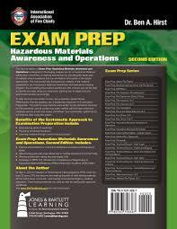 exam prep hazardous materials awareness and operations ben hirst
