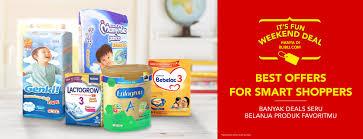 blibli weekend promo fun weekend deal 5 produk elektronik murah meriah belihape id