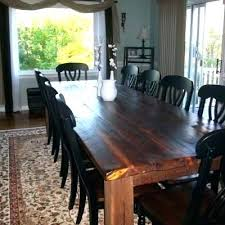 10 ft farmhouse table 10 foot dining room table foot dining room table foot farmhouse