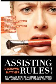 books for makeup artists assisting the ultimate guide to assisting makeup artists