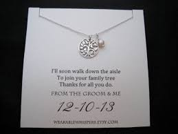 wedding gift necklace of the groom necklace of the groom gifts