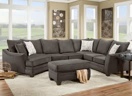 american furniture by design american furniture 3810 sectional sofa that seats 5 with left side