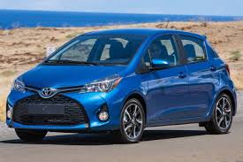used 2016 toyota yaris for sale pricing u0026 features edmunds