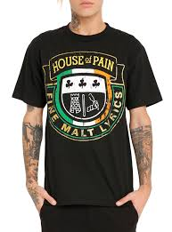 house of pain fine malt lyrics t shirt topic