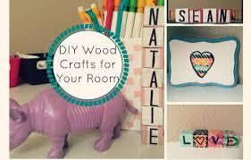 diy wood crafts for your room natalie u0027s diys youtube
