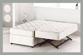 metal twin bed with pop up trundle the benefits of a inside frame
