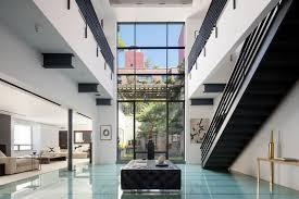 robert de niro u0027s former manhattan penthouse is back on the market