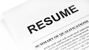How To Make A Resume For Your First Job 4 Tips To Assemble The Perfect Chef U0027s Resume Escoffier Of