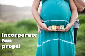 maternity photo props maternity photography pose ideas blissfully domestic