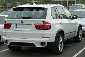 Bmw X5 Facelift - file bmw x5 xdrive30d e70 facelift rear 20100731 jpg wikimedia