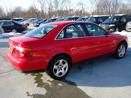 1996 audi a4 quattro 2 8 for sale in cincinnati oh stock 11125