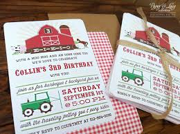 farm birthday party invitations theruntime com