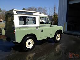 land rover safari for sale rare 1961 land rover series ii 88 station wagon by private seller