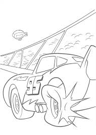 disney cars lightning mcqueen coloring pages cars party