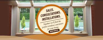 windows doors skylights replacement sales consultations
