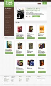 html5 templates for books book shop opencart template 49309