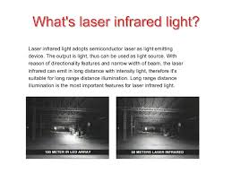 what is infrared light used for infrared laser technology