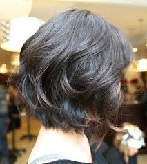 bib haircuts that look like helmet easy short bob the short hairstyle is cut to one length with