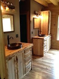 cabin bathrooms ideas cabin bathroom ideas log cabin bathroom cottage bathroom ideas log