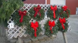 live christmas wreaths barbott farms greenhouse live greens garland