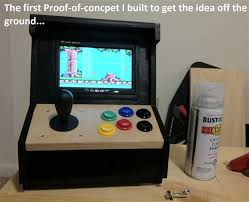 build your own arcade cabinet build your own mini arcade cabinet with raspberry pi