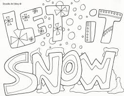 coloring snow coloring pages free printable winter
