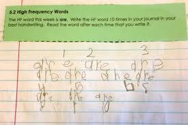 more absurd kindergarten homework still advocating