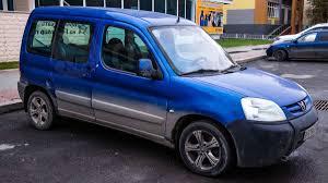 peugeot partner 2006 продажа пежо партнер 2006 в тюмени машина в нормальном состоянии