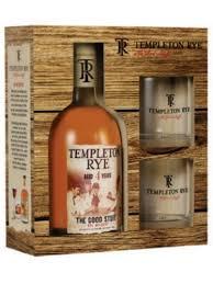 liquor gift sets templeton rye whiskey gift set arlington wine liquor