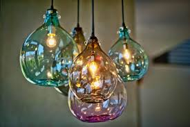 Colored Glass Pendant Lights Chandelier Pendant Lighting Ideas Awesome Blown Glass Pendant