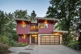 modern home design narrow lot pretentious idea 15 narrow lot modern home plans ontario house