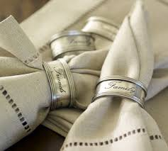 how to set a table with napkin rings 43 best vintage napkin rings images on pinterest napkin rings