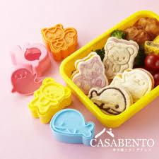 emporte pi鐵e cuisine coupe mini sandwich animaux cuisine pour sushi maki et onigiri