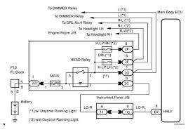 1989 toyota pickup wiring diagram u0026 afm to ecu connection diagram