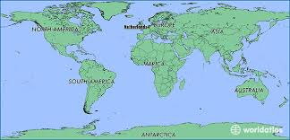 netherlands map where is the netherlands where is the netherlands located in