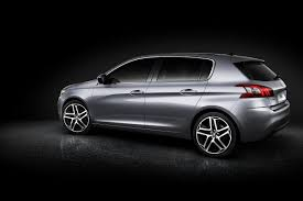 new peugeot all new and all important peugeot 308 hatchback breaks cover