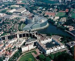si e du parlement europ n the european parliament in strasbourg cvce website
