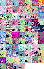 lilly pulitzer monogram decal sticker diy from sealedwithapaw on