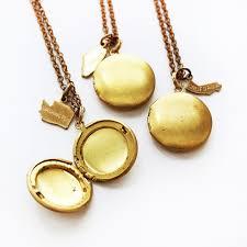custom locket necklace custom state charm locket necklace larissa loden jewelry