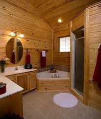 log home bathroom ideas fantastic log cabin bathroom ideas with pictures of log home