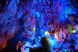 reed flute cave in guilin china org cn