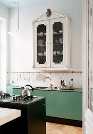 Two Tone Cabinets In Kitchen 114 Best Not A White Kitchen Images On Pinterest White Kitchens