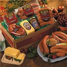 Sausage Gift Basket Meat Gift Baskets Award Winning Gift Baskets Nueske U0027s